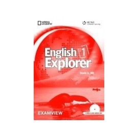 English Explorer 1 ExamView Assessment CD-ROM