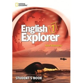 English Explorer 1 Student´s Book + MultiROM