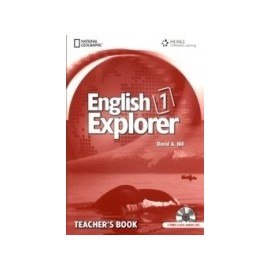 English Explorer 1 Teacher´s Book + Class Audio CDs