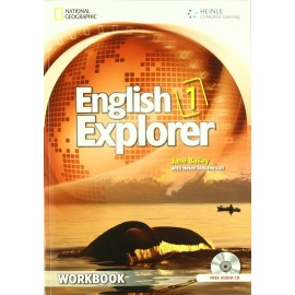 English Explorer 1 Workbook + Audio CD