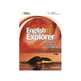 English Explorer 1 Interactive Whiteboard CD-ROM