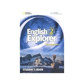 English Explorer 2 Student´s Book + MultiROM