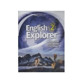 English Explorer 2 Interactive Whiteboard CD-ROM