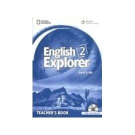 English Explorer 2 Teacher´s Book + Class Audio CDs