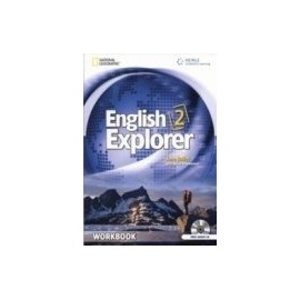English Explorer 2 Workbook + Audio CD