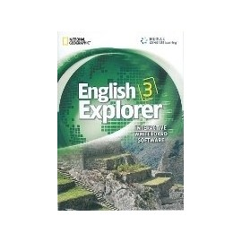 English Explorer 3 Interactive Whiteboard CD-ROM