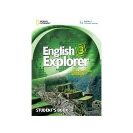 English Explorer 3 Student´s Book + MultiROM