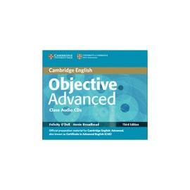 Objective Advanced (Third Ed.) Class Audio CDs