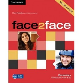 face2face Elementary Second Ed. Workbook with Key