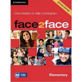 face2face Elementary Second Ed. Class Audio CDs