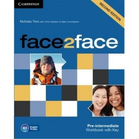 face2face Pre-intermediate Second Ed. Workbook with Key