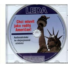 Chci mluvit jako rodilý Američan! CD