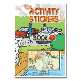 Activity Stickers Book 1