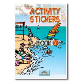 Activity Stickers Book 2