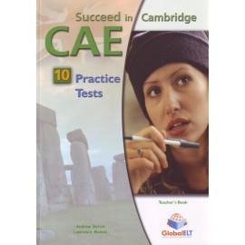 Succeed in Cambridge CAE Practice Tests Teacher´s Book