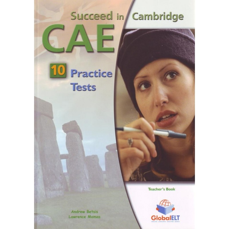 Succeed In Cambridge Cae 10 Practice Tests