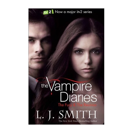The Vampire Diaries 3+4: The Fury & The Reunion HarperCollins 9781444900729
