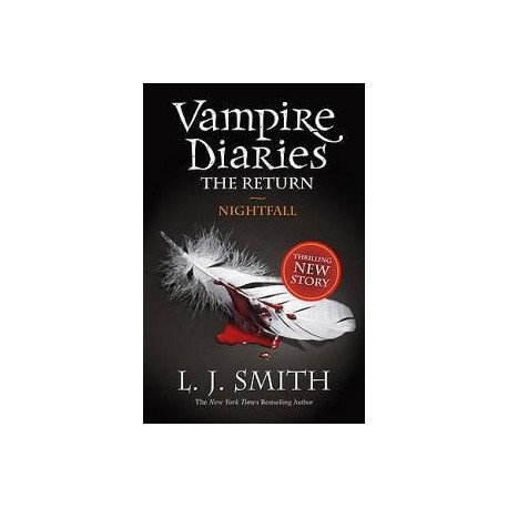 The Vampire Diaries 5: Nightfall HarperCollins 9781444900637