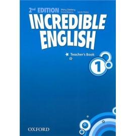 Incredible English Second Edition 1 Teacher's Book