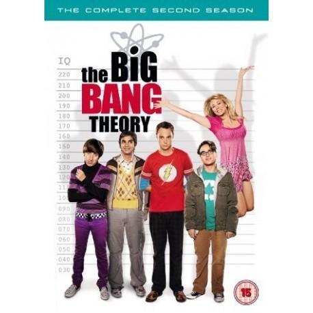 The Big Bang Theory DVD - Season 2 Warner Home Video 5051892009348