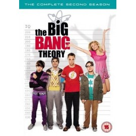 The Big Bang Theory DVD - Season 2