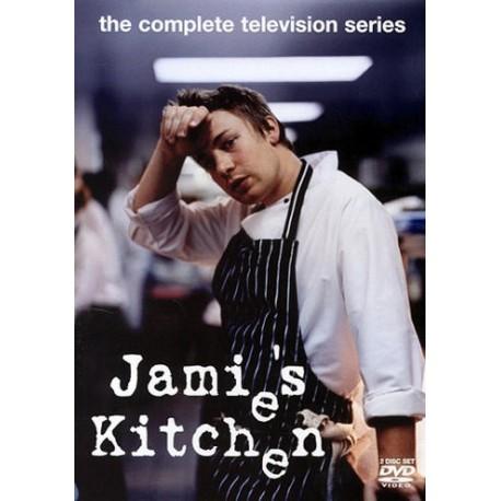 Jamie's Kitchen DVD Fremantle 5030697006714