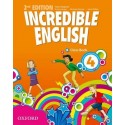 Incredible English Second Edition 4 Class Book