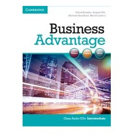 Business Advantage Intermediate Audio CD