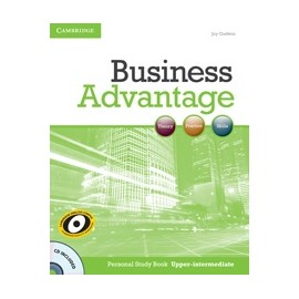 Business Advantage Upper-intermediate Personal Study Book + CD