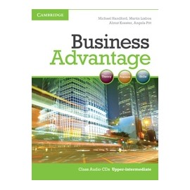 Business Advantage Upper-intermediate CD