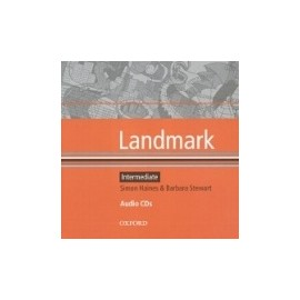 Landmark Intermediate Class Audio CDs (2)