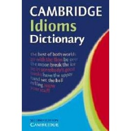 Cambridge Idioms Dictionary Second Edition (paperback)