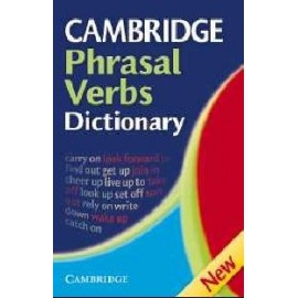 Cambridge Phrasal Verbs Dictionary Second Edition (paperback)