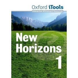 New Horizons 1 iTools DVD-ROM