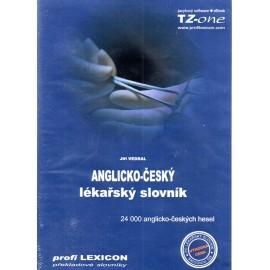 Anglicko-český lékařský slovník CD