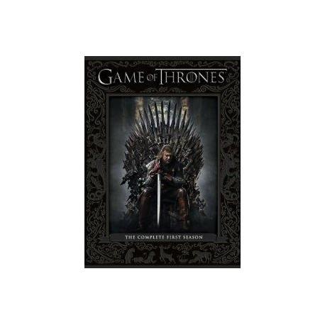 Game of Thrones: Season 1 DVD Warner Home Video 5051892074629