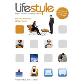Lifestyle Pre-Intermediate ActiveTeach (Interactive Whiteboard Software)
