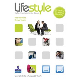 Lifestyle Intermediate ActiveTeach (Interactive Whiteboard Software)