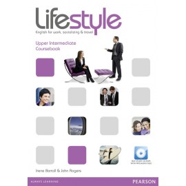 Lifestyle Upper-Intermediate Coursebook + CD-ROM