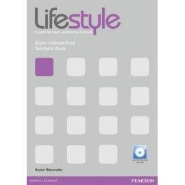 Lifestyle Upper-Intermediate Teacher's Book and Test Master CD-ROM