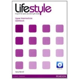 Lifestyle Upper-Intermediate Workbook + CD