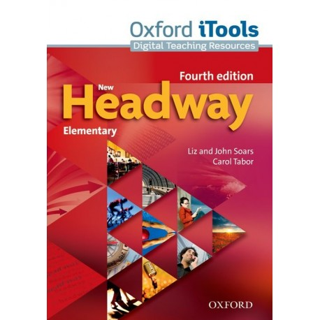 New Headway Elementary Fourth Edition iTools CD-ROM + Teacher's Guide Oxford University Press 9780194769211