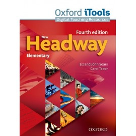 New Headway Elementary Fourth Edition iTools CD-ROM + Teacher's Guide