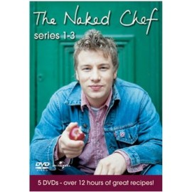 The Naked Chef : Complete Series 1-3 DVD Set