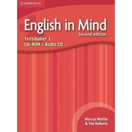 English in Mind 1 Second Edition Testmaker CD-ROM + Audio CD