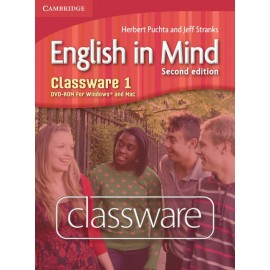 English in Mind 1 Second Edition Classware DVD-ROM