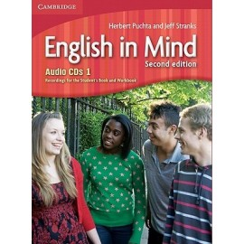 English in Mind / Maturita in Mind 1 Second Edition Audio CDs