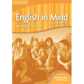 English in Mind Starter Second Edition Workbook