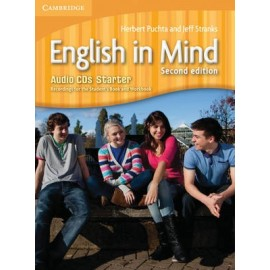 English in Mind Starter Second Edition Audio CDs