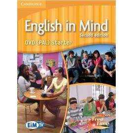 English in Mind Starter Second Edition DVD